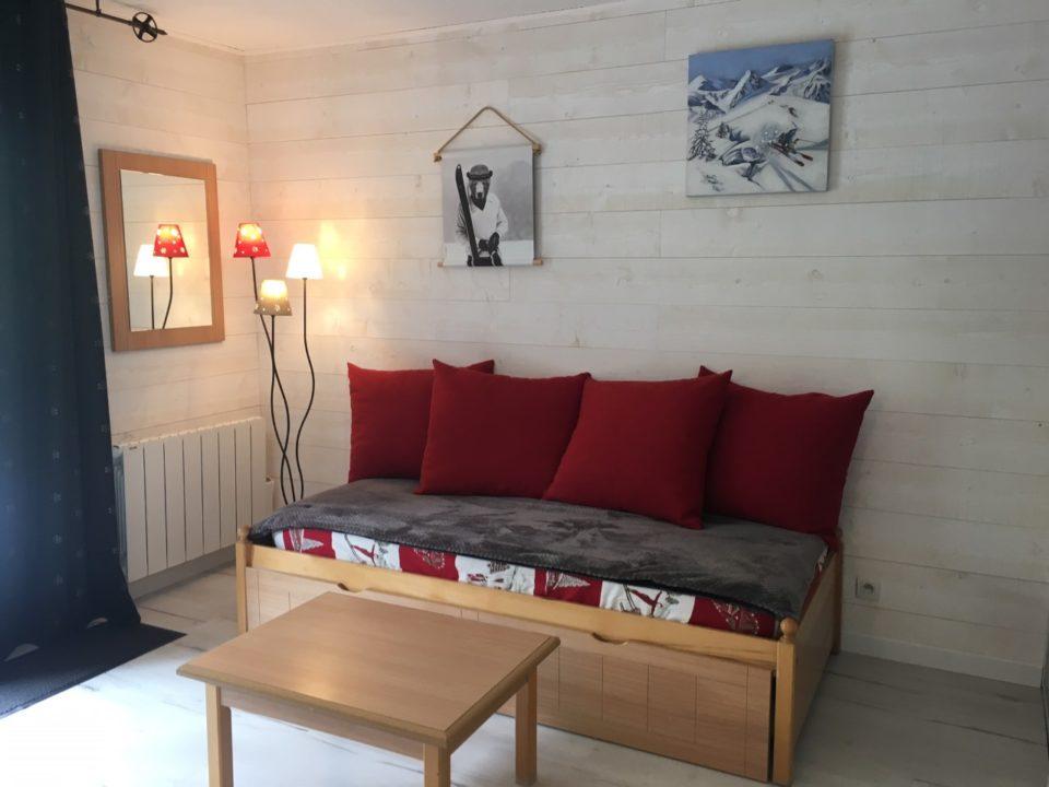 appartement à louer vacances en montage été, hiver station Superdévoluy/La Joue du Loup,